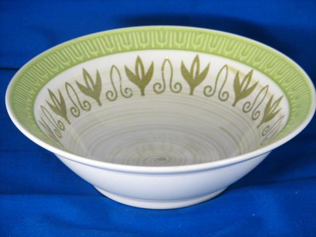 Mayan vintage china