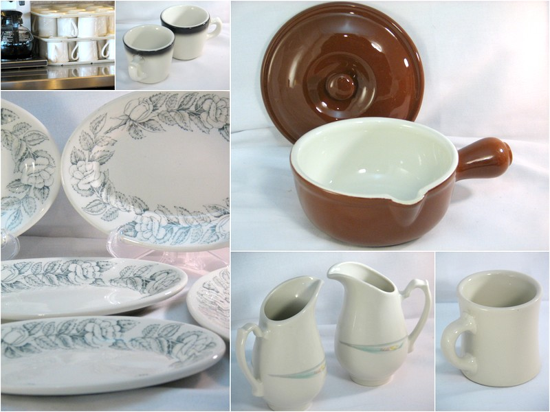 Restaurant ware collection