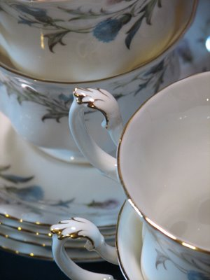 Brigadoon bone china Royal Albert