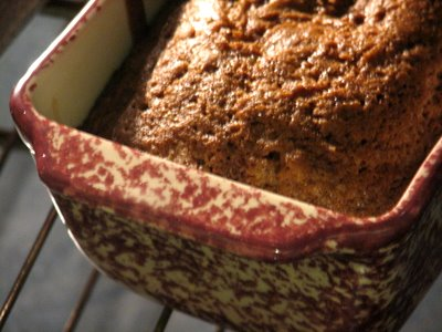 Bake Quick Bread for Earth Day