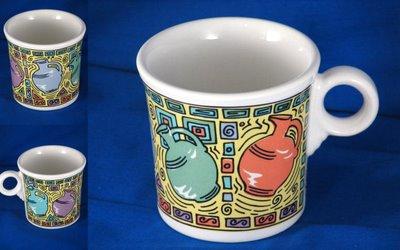 Fiesta mug Dancing Carafes