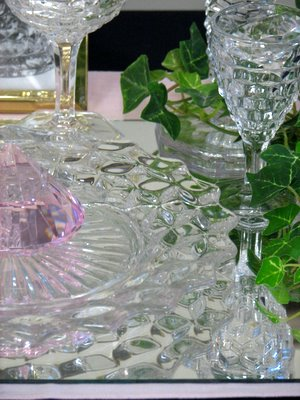 Depression glass Fostoria American