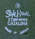 Style House china Catalina Japan