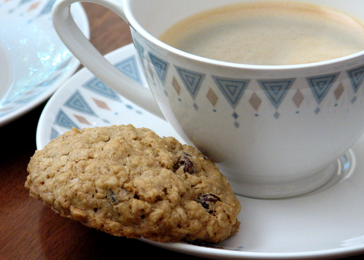 Cup Of Tea and a Cookie