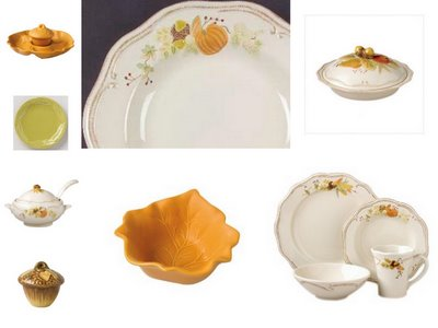 Pfaltzgraff china dinnerware sets Plymouth