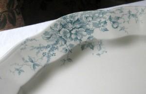 shabby chic china dinnerware