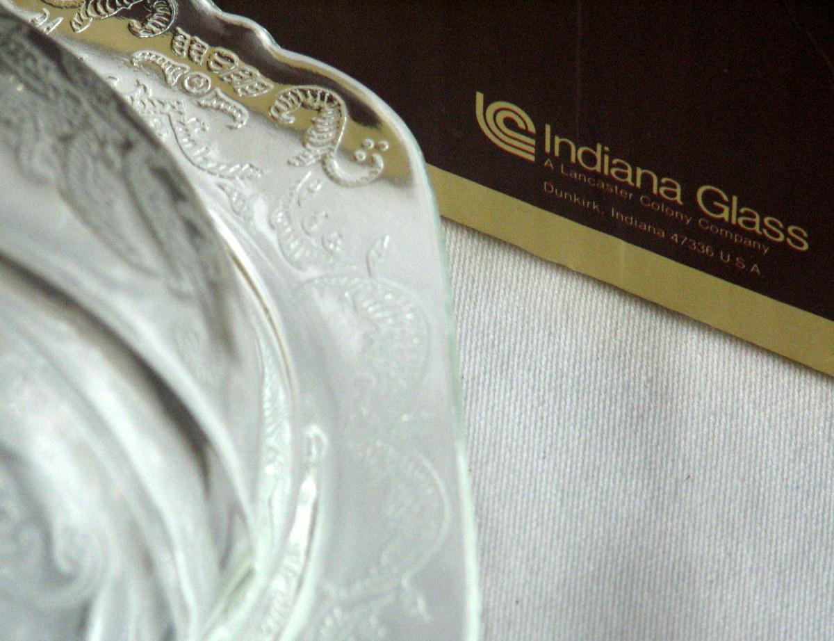 Indiana Glass box marking