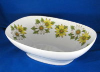 Vintage Mikasa serving bowl