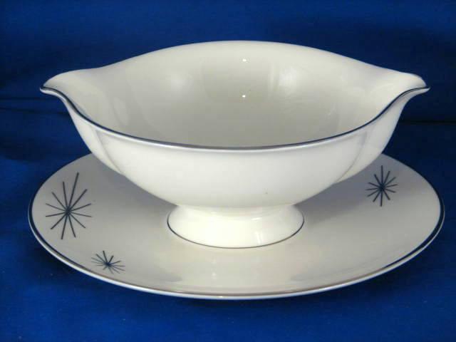 Vintage Syracuse china Polaris pattern