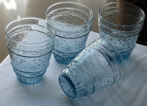 recycled glass tumblers Spain