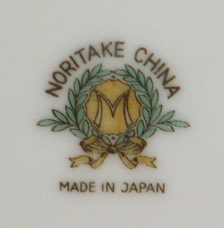 Older Noritake China | Vintage Wedding Colors