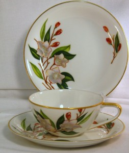older Noritake china 1930s