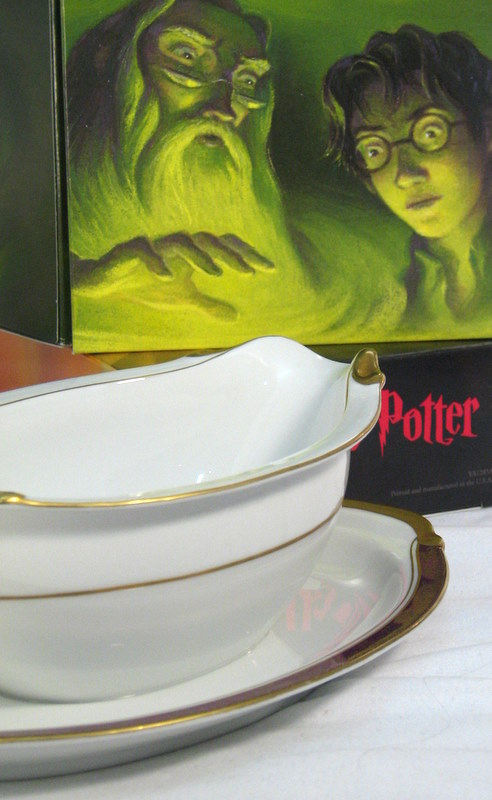 & Harry Potter Party Dinnerware Colors