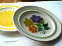 Franciscan dinnerware vintage patterns
