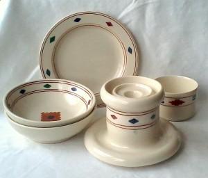 Hartstone Pottery Cheyenne stoneware