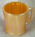 Fire King Lustre mug vintage Anchor Hocking