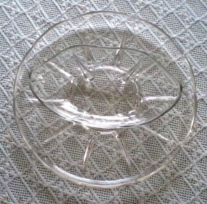 Vintage Anchor Hocking Swedish Modern pattern