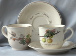 Country Diary Edwardian Lady Noritake china
