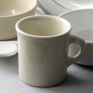 Restaurant ware coffee mug