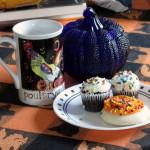 Halloween tableware