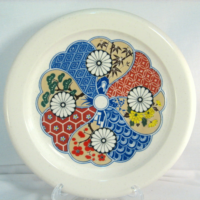vintage Mikasa china & Confessions of a Dish Flipper