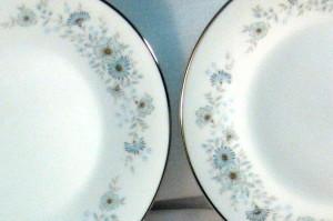 vintage Noritake china Inverness pattern