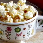 Lenox china vintage sugar bowl popcorn
