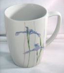 Corelle mug Shadow Iris