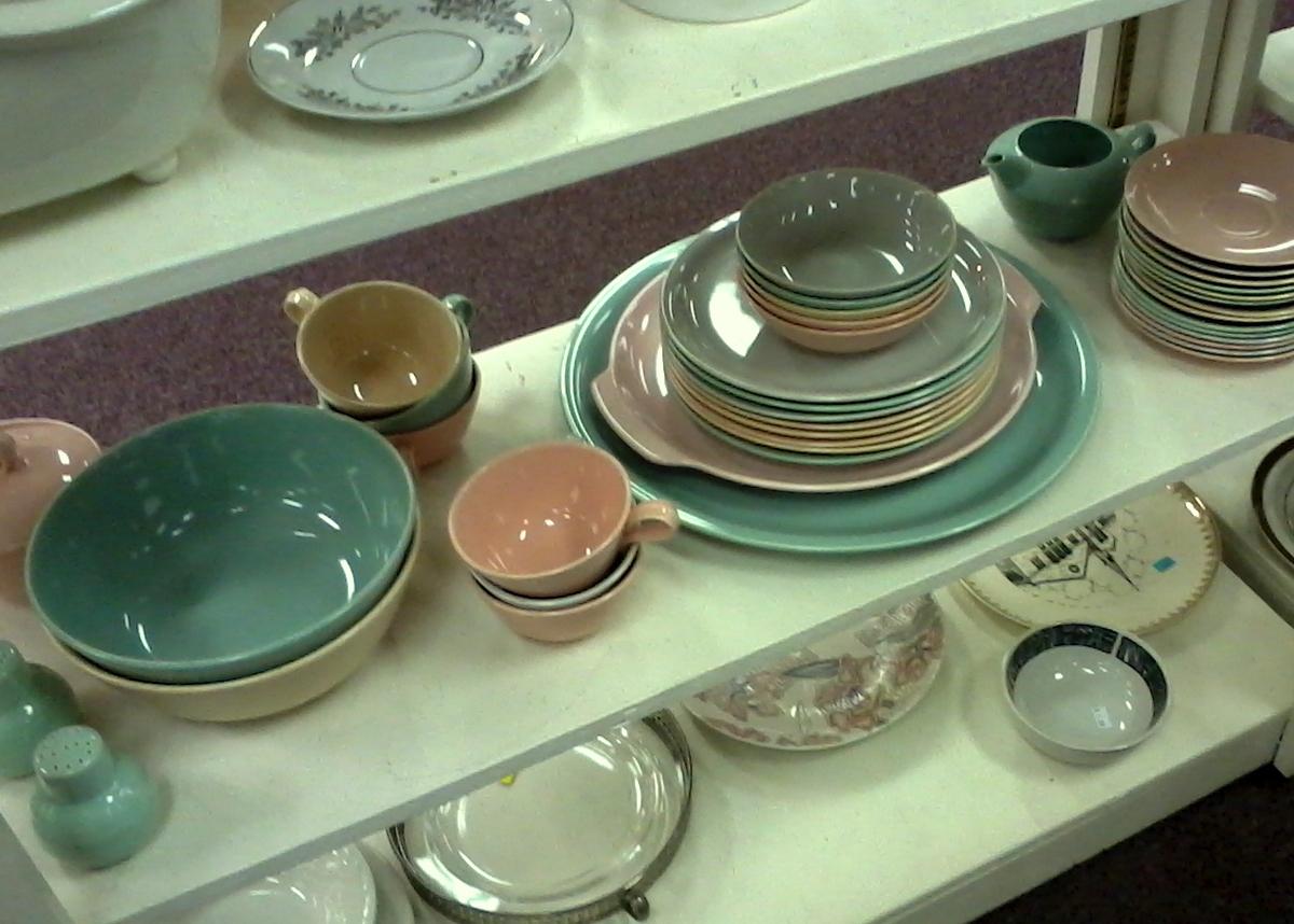 Vintage dishes for sale
