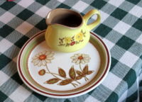 Retro china and stoneware